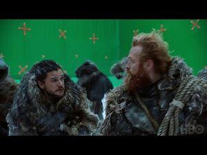 Game of Thrones - O Lago Congelado (HBO)