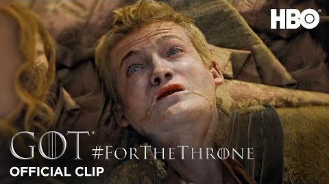 """The Purple Wedding"" ForTheThrone Clip Game of Thrones Season 4"