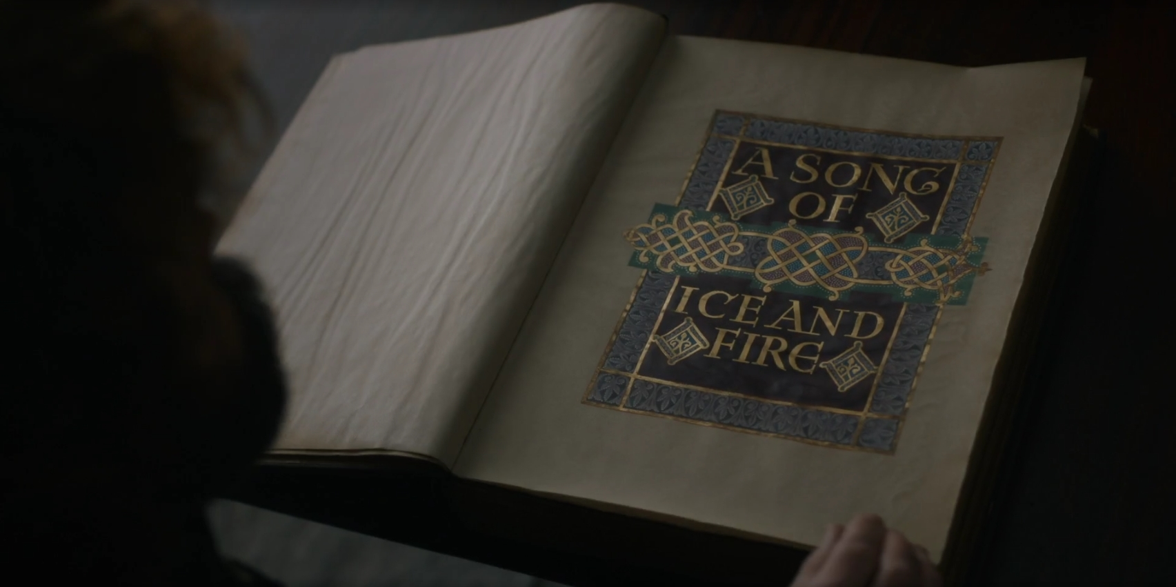 A Song of Ice and Fire (Ebrose)