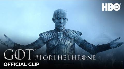"""Hardhome"" ForTheThrone Clip Game of Thrones Season 5"