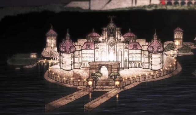 Palácio do Lorde do Mar