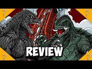 Review of Godzilla Vs Gamera Battle Of The Gods