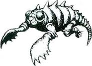 Gyaos cave breeder larva