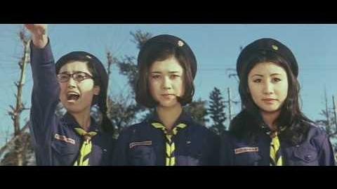 Gamera vs Viras 1968 Trailer