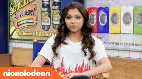 Game Shakers Confessions Cree's Biggest Fear 👻 Nick