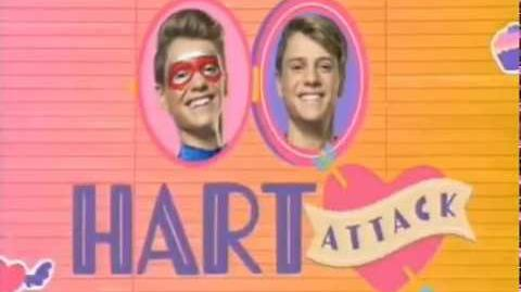 """Hart Attack Night of Premieres w """"Henry Danger"""" and """"Game Shakers"""" February 10 💝💕"""