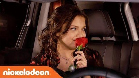 Jace Norman & Cree Cicchino's Valentine's Day 💖 Car Mishap Babe Loves Danger Nick
