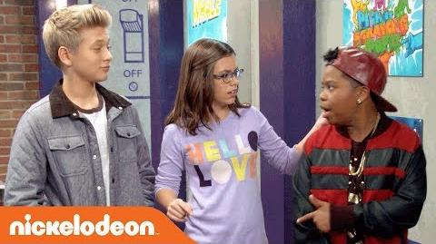 What's Up w the Game Shakers Bathroom?! Nick