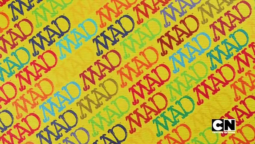 MAD Season 4 Episode 20 World War ZZZ SHAZAM! & Cat