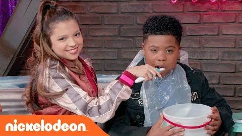 Game Shakers The After Party Dancing Kids, Flying Pig Nick-0