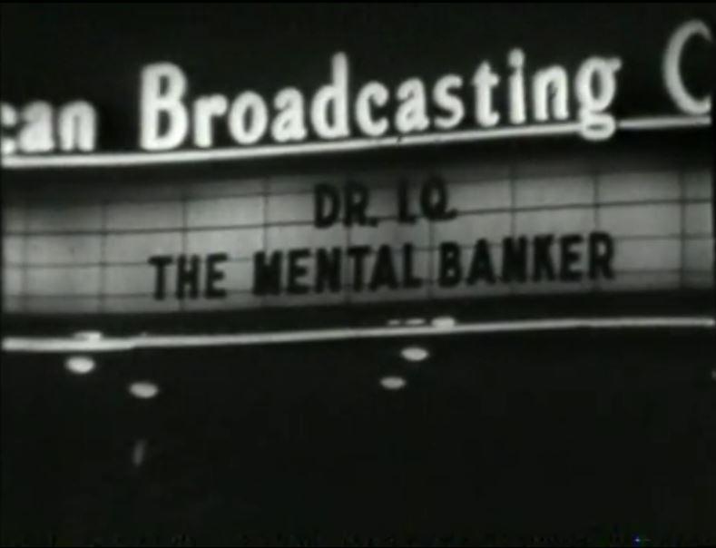 Dr. I.Q.