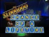 The $1,000,000 Chance of a Lifetime
