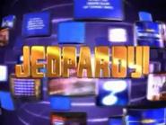 Jeopardy! 1999-2000 season title card screenshot 34