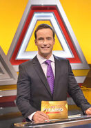 Mike Richards, host of GSN's The Pyramid