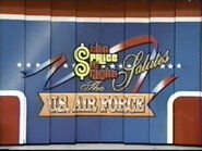 The Price is Right 2002 Doors for US Air Force