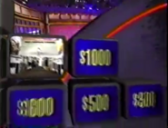Jeopardy! 1996-1997 season title card-2 screenshot 16