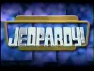 Jeopardy! 2000-2001 season title card screenshot 11
