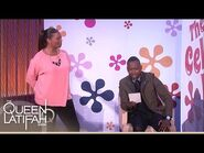"""Lamorne Morris Looks For Love in """"Celebrity Dating Game"""" - The Queen Latifah Show-2"""