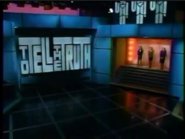 To Tell The Truth Logo 1990