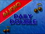 Audio Daily Double -20