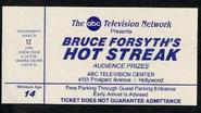 Bruce Forsyth's Hot Streak (March 12, 1986)