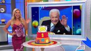 Bob with Cake 2