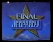Final Jeopardy! celebrity white