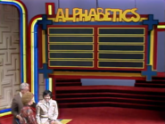 Alphabetics Board
