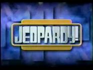 Jeopardy! 2000-2001 season title card screenshot 23