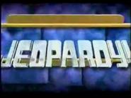 Jeopardy! 2000-2001 season title card screenshot 8