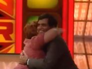 Bertie Hugs Peter