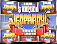 Jeopardy! $100,000 Tournament of Champions 2