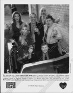 Burt Luddin's Love Buffet Press Photo