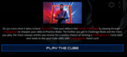 The Cube Online Game
