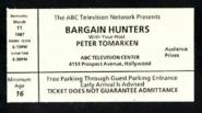 Bargain Hunters (March 11, 1987)