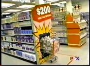 Supermarket Sweep $200 Red Tag Special