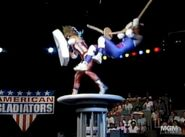 Human-cannonball 786 poster-1-