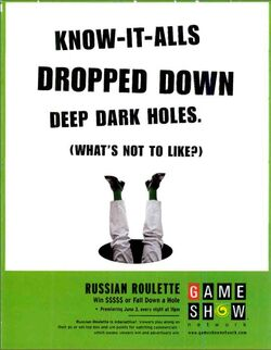 Online game show russian roulette Extreme Russian