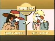 Phone Tap Patty Larceny