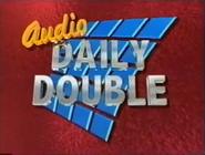 Audio Daily Double -10