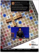 1990 Scrabble ad w Steve Edwards