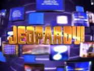 Jeopardy! 1999-2000 season title card screenshot 35