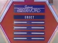 Super Password Erect