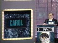 CE Carol Name Revealed