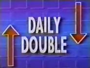 Jeopardy! S6 Daily Double Logo-E