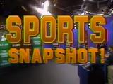 Sports Snapshot!