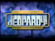 Jeopardy! 2000-2001 season title card screenshot 13