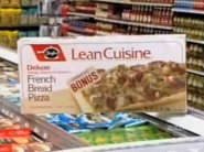 Lean Cuisine French Bread Pizza Bonus