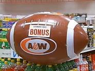 A&W Root Beer Bonus