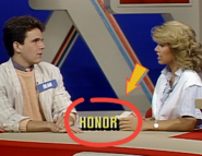 Super Password Honor Circled